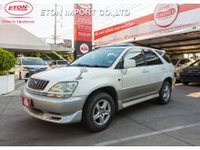 2004 Toyota Harrier (ปี 97-03) 300G 3.0 AT Wagon