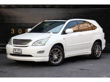 2003 Toyota Harrier (ปี 03-13) 300G 3.0 AT Wagon