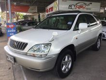 2001 Toyota Harrier (ปี 97-03) 300G 3.0 AT Wagon