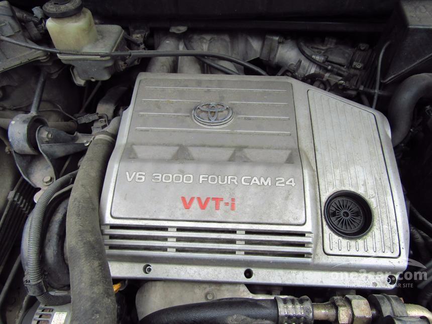 2002 Toyota Harrier 300G Wagon