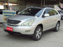 2006 Toyota Harrier (ปี 03-13) 300G 3.0 AT Wagon
