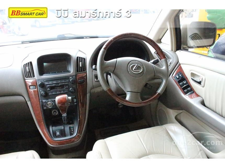 2003 Toyota Harrier 300G Wagon