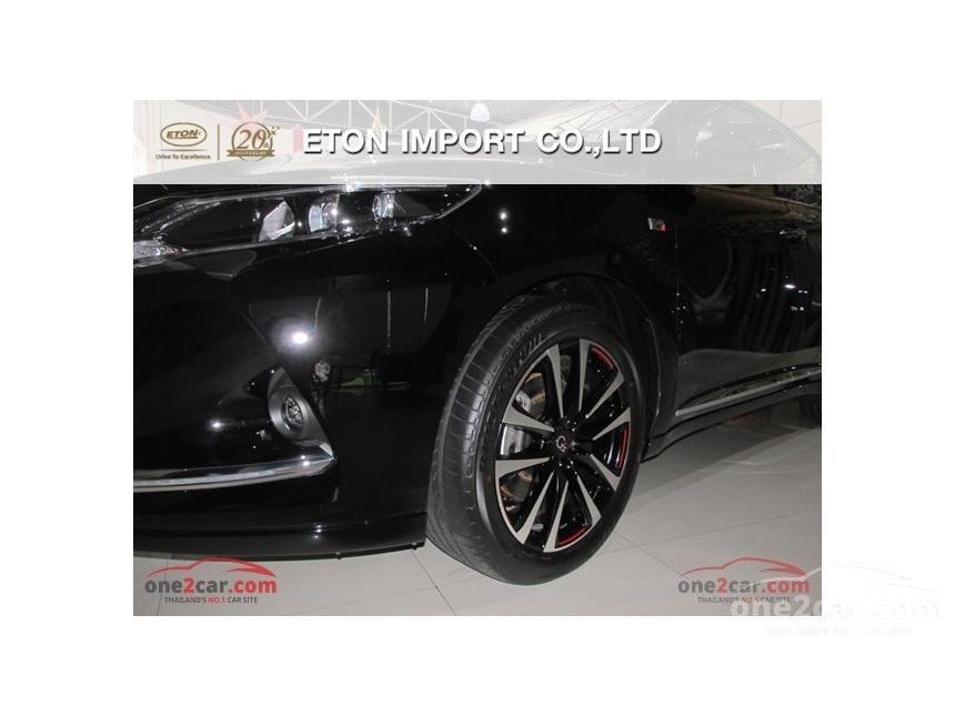 2016 Toyota Harrier Elegance GS Wagon
