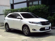 2014 Toyota Harrier (ปี 14-17) PREMIUM 2.0 AT Wagon