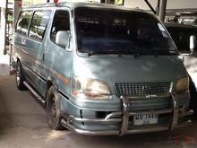 2002 Toyota Hiace หัวจรวด (ปี 92-04) GL 3.0 MT Van