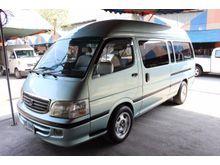 2004 Toyota Hiace หัวจรวด (ปี 92-04) Commuter 2.5 MT Van
