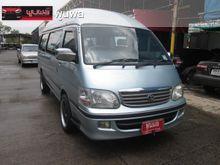 2003 Toyota Hiace หัวจรวด (ปี 92-04) Commuter 3.0 MT Van