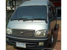 2002 Toyota Hiace หัวจรวด (ปี 92-04) Commuter 3.0 MT Van