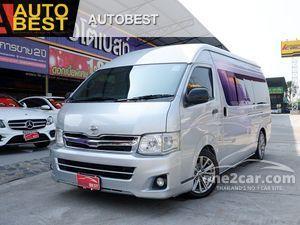 2014 Toyota Hiace 2.5 COMMUTER (ปี 05-16) D4D Van