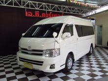 2014 Toyota Hiace COMMUTER (ปี 05-16) D4D 3.0 AT Van