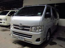 2012 Toyota Hiace ตัวเตี้ย (ปี 05-16) D4D 2.5 MT Van