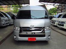 2014 Toyota Hiace COMMUTER (ปี 05-16) D4D 3.0 MT Van