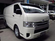 2014 Toyota Hiace ตัวเตี้ย (ปี 05-16) D4D 3.0 MT Van