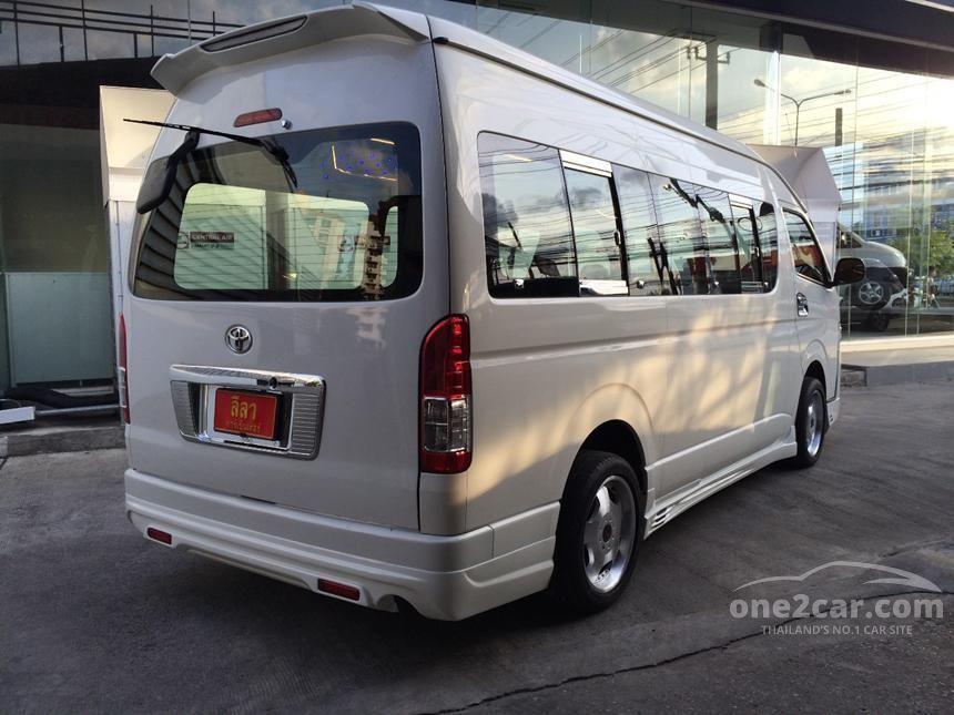 2014 Toyota Hiace D4D Van