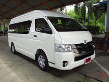 2016 Toyota Hiace COMMUTER (ปี 05-16) D4D 3.0 MT Van