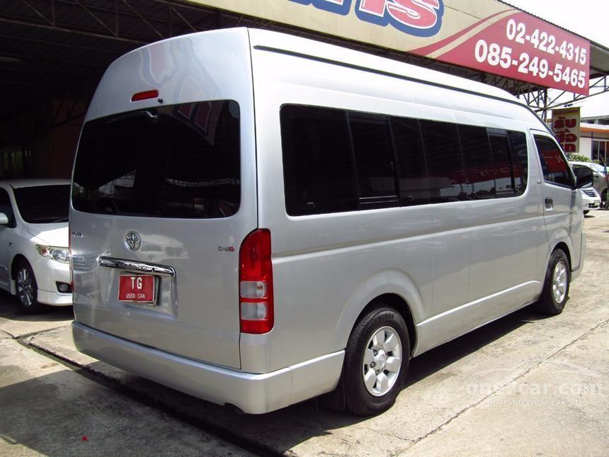2005 Toyota Hiace D4D Van