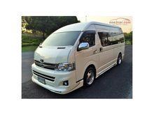 2013 Toyota Hiace COMMUTER (ปี 05-16) D4D 2.5 Van