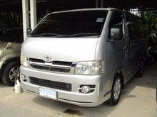 2006 Toyota Hiace ตัวเตี้ย (ปี 05-16) D4D 2.5 MT Van