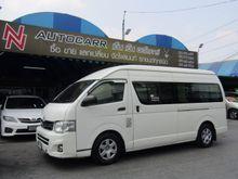 2011 Toyota Hiace COMMUTER (ปี 05-16) D4D 2.5 MT Van