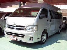 2013 Toyota Hiace COMMUTER (ปี 05-16) D4D 3.0 MT Van