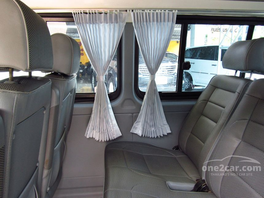2008 Toyota Hiace D4D Van