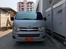 2013 Toyota Hiace ตัวเตี้ย (ปี 05-16) D4D 2.5 MT Van