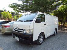 2007 Toyota Hiace ตัวเตี้ย (ปี 05-16) D4D 2.5 MT Van