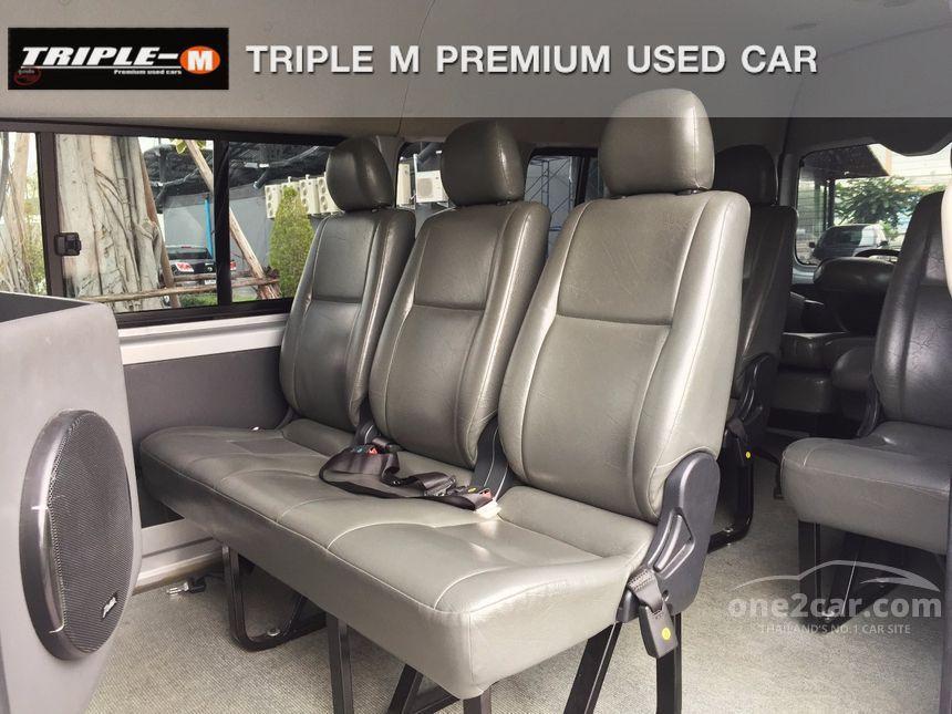 2015 Toyota Hiace D4D Van