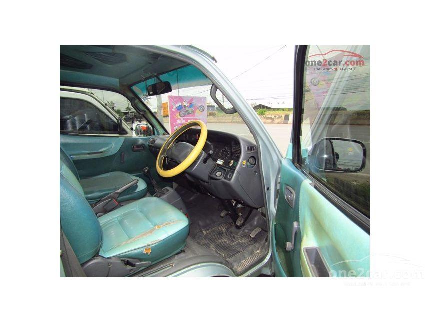2000 Toyota Hiace GL Van