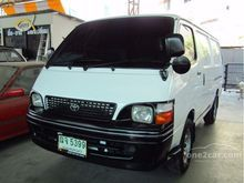 2004 Toyota Hiace หัวจรวด (ปี 92-04) GL 2.5 MT Van