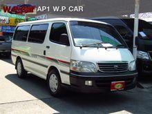 2003 Toyota Hiace หัวจรวด (ปี 92-04) GL 3.0 MT Van