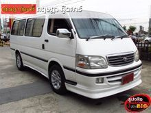 2004 Toyota Hiace หัวจรวด (ปี 92-04) GL 2.4 AT Van