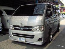 2014 Toyota Hiace COMMUTER (ปี 05-16) GL 2.5 MT Van