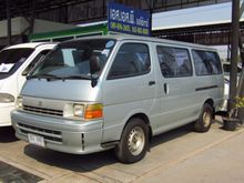 1998 Toyota Hiace หัวจรวด (ปี 92-04) GL 3.0 MT Van
