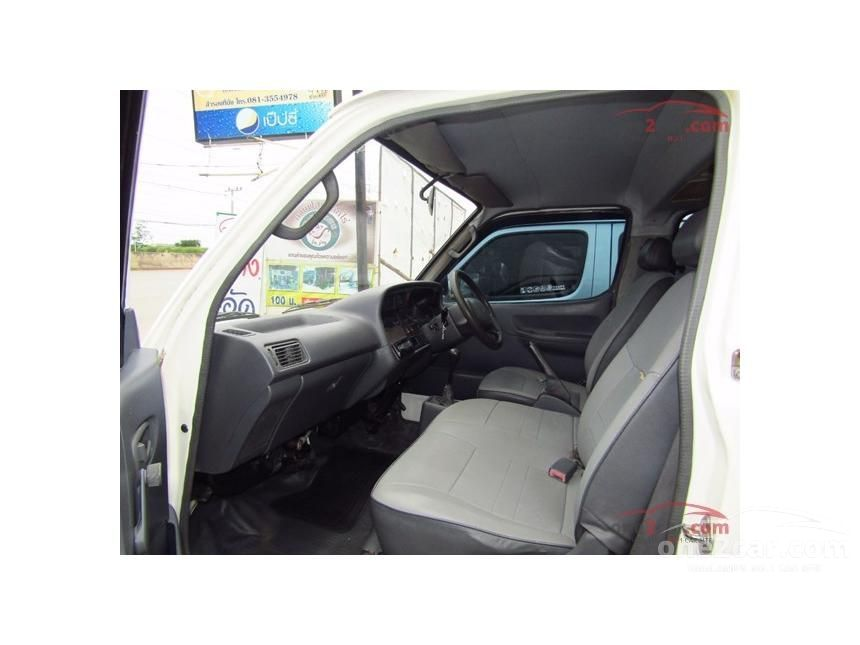 2005 Toyota Hiace GL Van