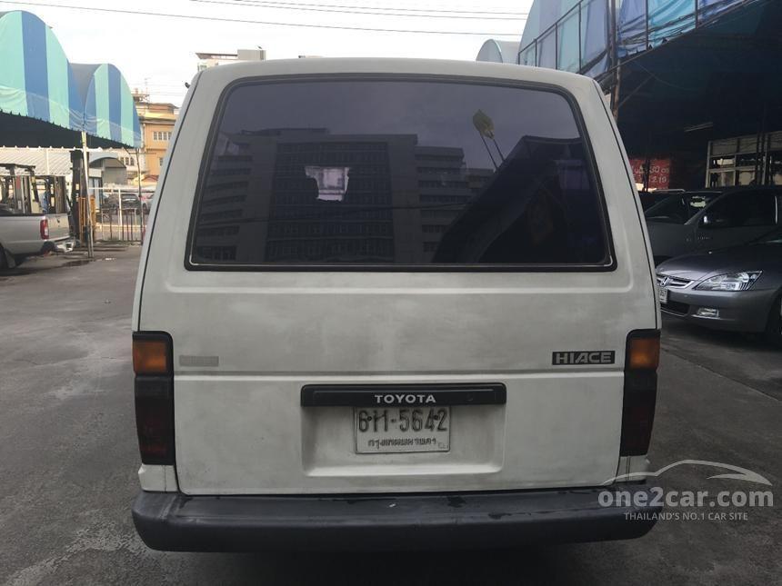 1989 Toyota Hiace Van