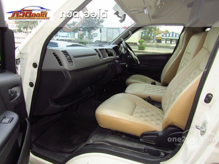 2012 Toyota Hiace VVTi Van