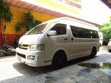 2009 Toyota Hiace COMMUTER (ปี 05-16) VVTi 2.7 MT Van