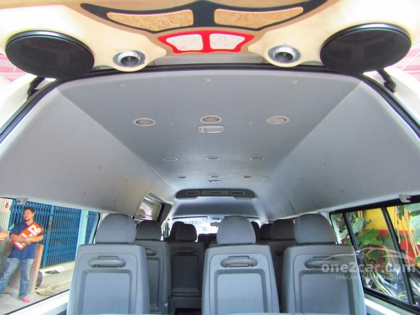 2009 Toyota Hiace VVTi Van