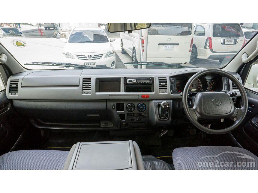 2007 Toyota Hiace VVTi Van