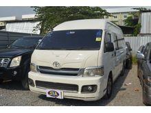 2007 Toyota Hiace COMMUTER (ปี 05-16) VVTi 2.7 MT Van