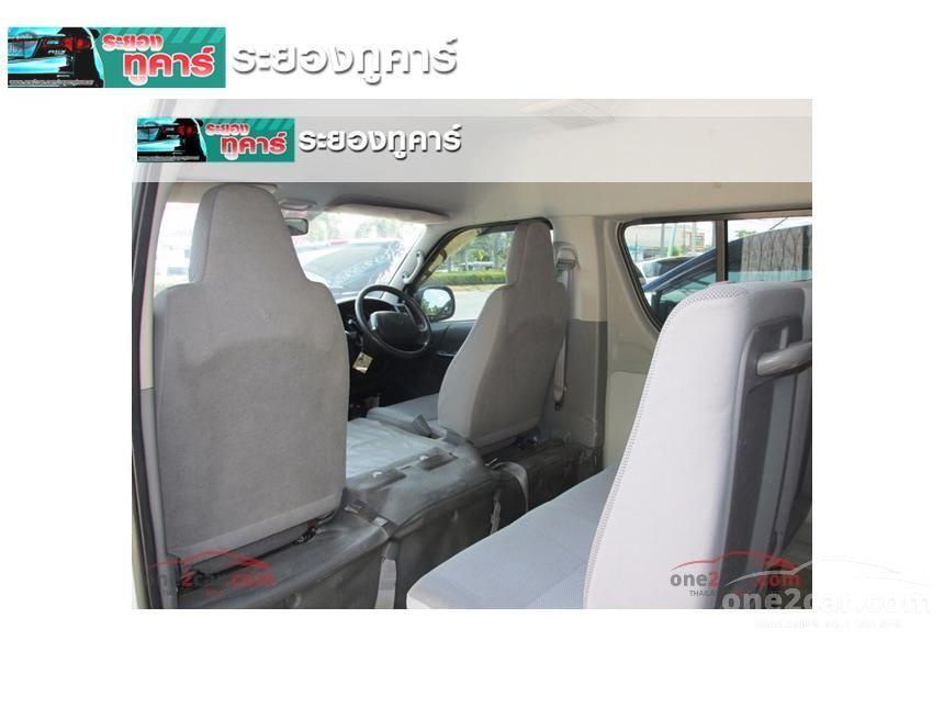 2008 Toyota Hiace VVTi Van