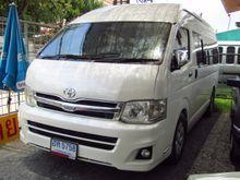 2008 Toyota Hiace COMMUTER (ปี 05-16) VVTi 2.7 MT Van