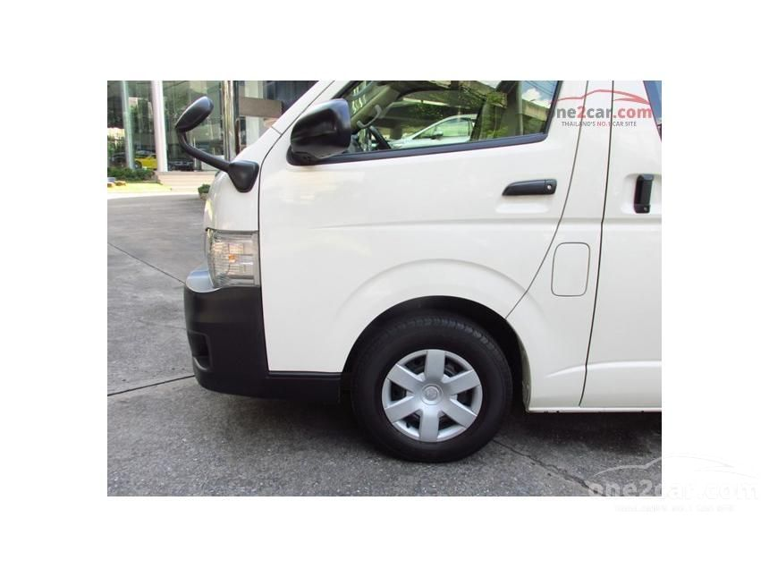 2015 Toyota Hiace VVTi Van