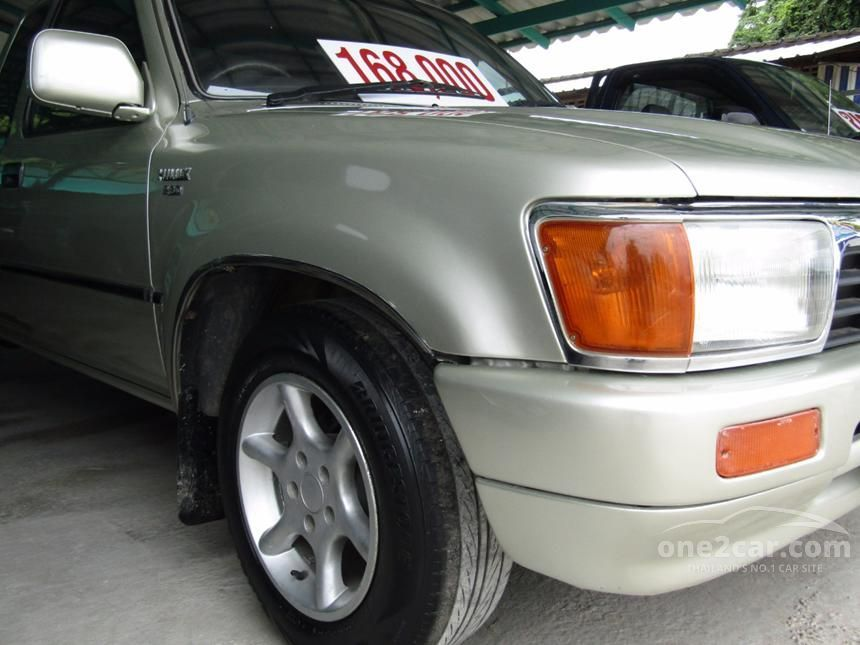 1997 Toyota Hilux Mighty-X SGL Luxury Pickup