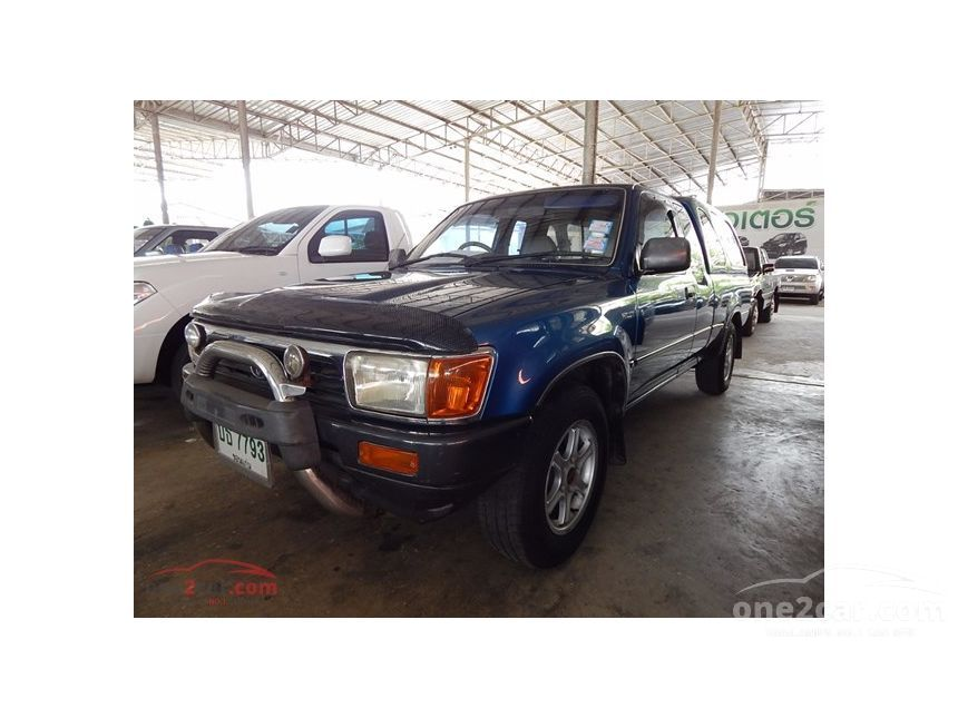 1997 Toyota Hilux Mighty-X SGL Luxury Pickup