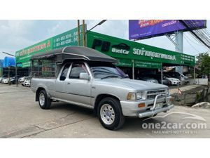 1995 Toyota Hilux Mighty-X 2.4 EXTRACAB SGL Luxury Pickup MT