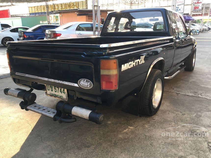1994 Toyota Hilux Mighty-X Standard Pickup