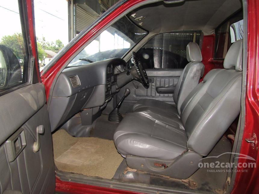 1996 Toyota Hilux Mighty-X Standard Pickup