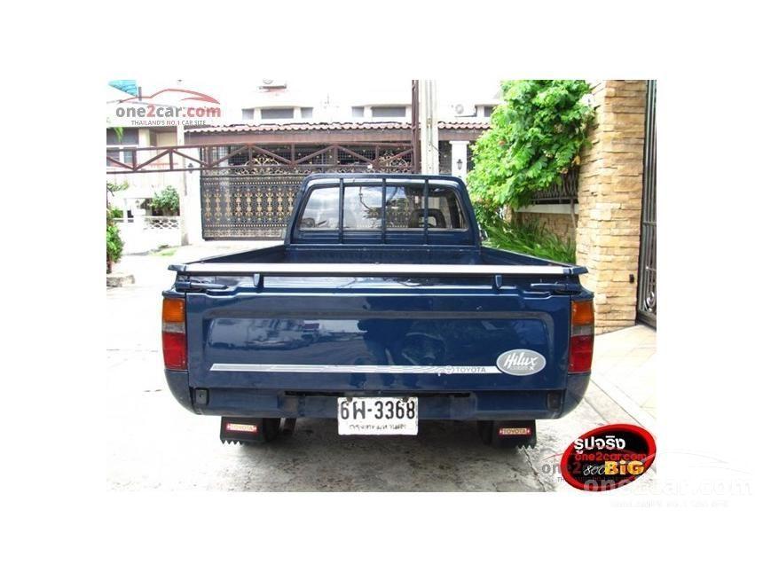 1994 Toyota Hilux Mighty-X Standard Pickup